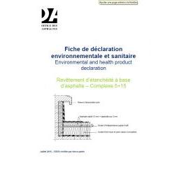 FDES Complexe 5 +15